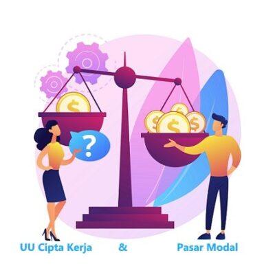 Keuntungan Undang-Undang Cipta Kerja untuk Pasar Modal