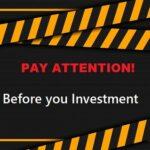 Penting! Perhatikan 5 Hal Ini Sebelum Memulai Investasi
